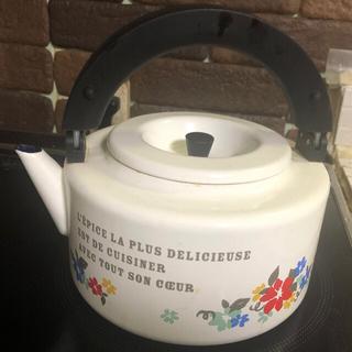 アフタヌーンティー(AfternoonTea)のアフタヌーンティー  未使用 やかん ケトル afternoon tea(鍋/フライパン)