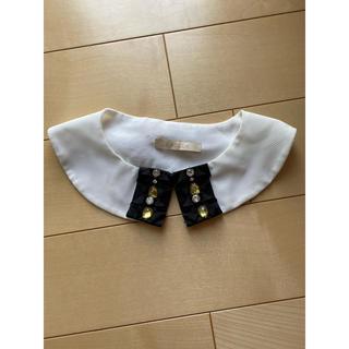 アクアガール(aquagirl)のaquagirl CROLLA つけ襟(つけ襟)
