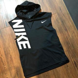 ナイキ(NIKE)の新品 NIKE メンズ ドライフィット ロングタンク ジム タンクトップ(タンクトップ)