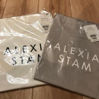 アリシアスタン(ALEXIA STAM)のNERGY x ALEXIA STAM トップス トレーニング タンクトップ(トレーニング用品)