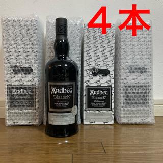 アードベッグ ブラック 4本セット 2020(ウイスキー)