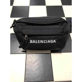 Balenciaga - 【BALENCIAGA】ウエストポーチ ボディバッグ