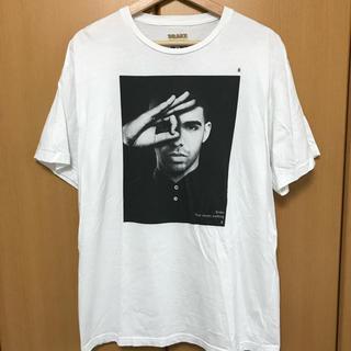 アップルバム(APPLEBUM)のHYPE MEANS NOTHING DRAKE Tシャツ (Tシャツ/カットソー(半袖/袖なし))