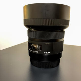 シグマ(SIGMA)のラクマコ様専用 sigma 30mm F1.4 DC HSM [キヤノン用](レンズ(単焦点))