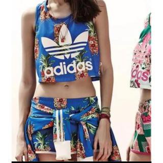 アディダス(adidas)の【激レア】adidas originals パイナップル柄 セットアップ(Tシャツ(半袖/袖なし))