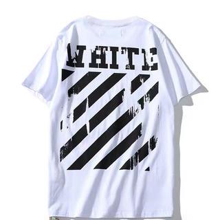 OFF-WHITE - OFF-WHITE オフホワイト Tシャツ 白 サイズ XL