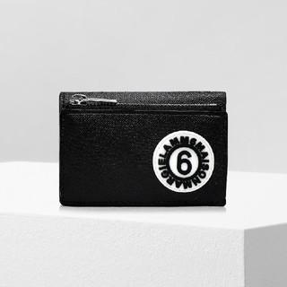 エムエムシックス(MM6)のMM6 エムエムシックス 新品 本物 ミニウォレット メゾンマルジェラ ミニ財布(財布)