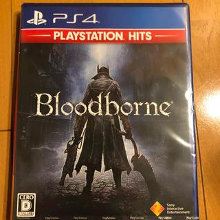 PlayStation4 - 新品 未開封 Bloodborneブラッドボーン PS4