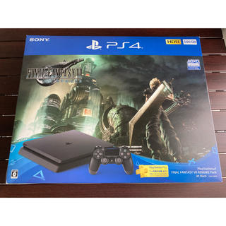 PlayStation4 - PS4 PlayStation 4 本体 FF7R 同梱版 500GB