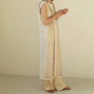 TODAYFUL - Todayful Mesh Knit Dress 38