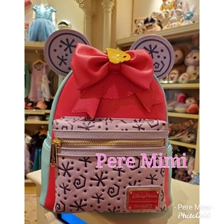 Disney - レア!完売品!香港ディズニー 3月 ミニー ラウンジフライ リュック 新品未使用