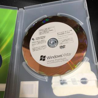 マイクロソフト(Microsoft)のDSP版 Windows VISTA HOME premium 32bit(PCパーツ)