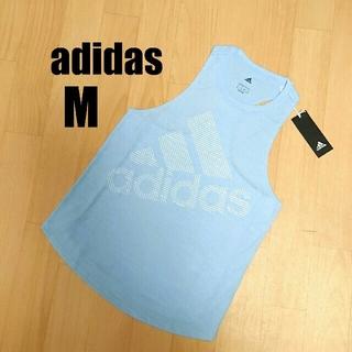 アディダス(adidas)の【Mサイズ】アディダス トレーニングウェア タンクトップ(ウェア)