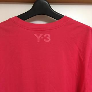 ワイスリー(Y-3)のロゴ入り Y-3 半袖Tシャツ(Tシャツ/カットソー(半袖/袖なし))