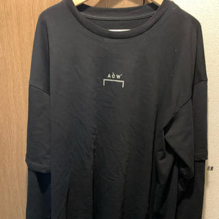 OFF-WHITE - dude系 A-COLD-WALL L/S