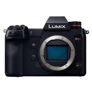 パナソニック(Panasonic)の 展示品 保証付 ミラーレス カメラ Panasonic DC-S1R ボディ(ミラーレス一眼)