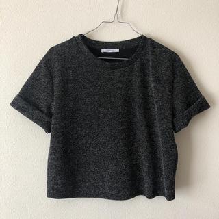 ザラ(ZARA)のZARA BASIC 未使用 Tシャツ S(Tシャツ(半袖/袖なし))