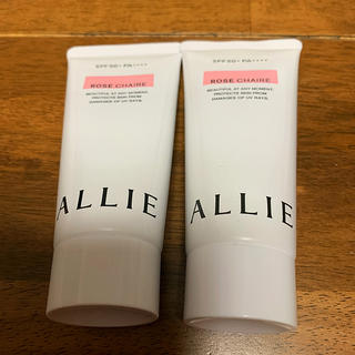 アリィー(ALLIE)のアリィー  ニュアンスチェンジUV ジェル RS(日焼け止め/サンオイル)