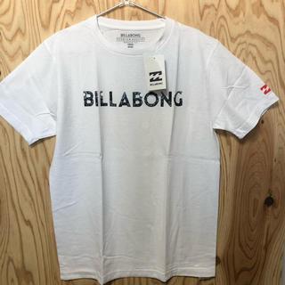 ビラボン(billabong)のMサイズ ★ BILLABONG  ロゴTシャツ ビラボン メンズ ハーレー(Tシャツ/カットソー(半袖/袖なし))