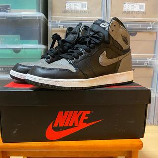 NIKE - Nike Air Jordan 1 OG  BG ShaDow