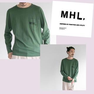 MARGARET HOWELL - 【レア品✨】MHL マーガレットハウエル l/s ロングスリーブ tシャツ