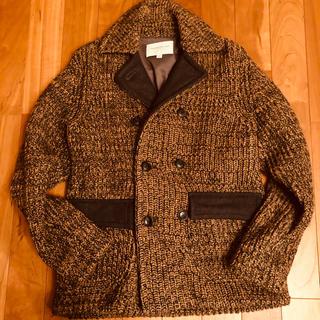 トゥモローランド(TOMORROWLAND)のトゥモローランド tomorrowland ウール ジャケット 日本製 Sサイズ(テーラードジャケット)