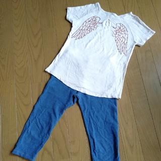 ザラ(ZARA)のZARA バックが可愛いTシャツ♡(Tシャツ/カットソー)
