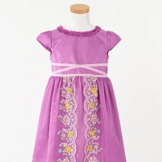 TOCCA - トッカバンビーニ ラプンツェルコラボ ドレス