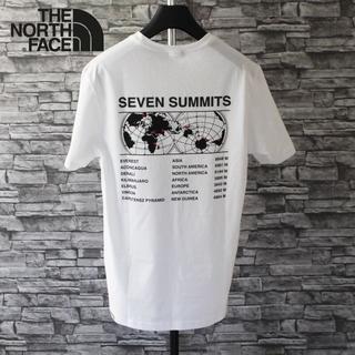 ザノースフェイス(THE NORTH FACE)の新品 The North Face 7 Summits Graphic Tee(Tシャツ/カットソー(半袖/袖なし))