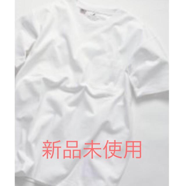 SHIPS(シップス)のSHIPS 白Tシャツ メンズのトップス(Tシャツ/カットソー(半袖/袖なし))の商品写真