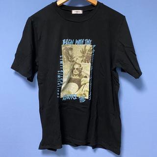 エヴリス(EVRIS)のEVRIS プリントTシャツ(Tシャツ(半袖/袖なし))