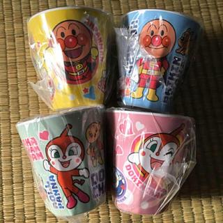 アンパンマン(アンパンマン)の非売品 アンパンマン メラミンカップセット(キャラクターグッズ)
