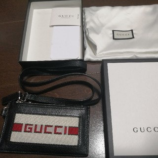 グッチ(Gucci)のグッチ カードケース(折り財布)