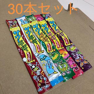 【駄菓子】だがし サワーペーパー 30枚 詰め合わせ グミ(菓子/デザート)