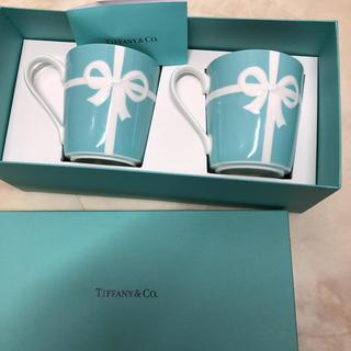 Tiffany & Co. - ティファニー  ペアマグカップ マグカップ TIFFANY&CO