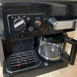 DeLonghi - delonghiデロンギコーヒーメーカーBCO410J-B 美品