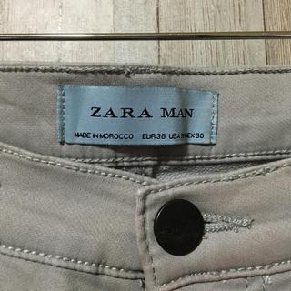 ザラ(ZARA)のZARA men's Mサイズ(デニム/ジーンズ)