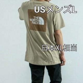 ザノースフェイス(THE NORTH FACE)の新品☆ノースフェイス Tシャツ USメンズL/日本XL相当(Tシャツ/カットソー(半袖/袖なし))