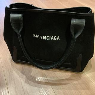 Balenciaga - BALENCIAGA 黒 トートバッグ S