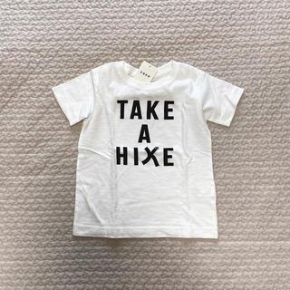 coen - 新品 Coen ロゴTシャツ ホワイト 110 95 100 男女兼用