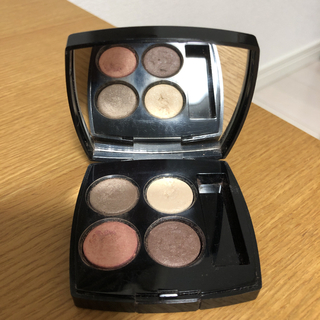 CHANEL - CHANEL LES 4 OMBRES 4色アイシャドウ