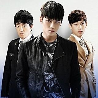 ジェイワイジェイ(JYJ)の韓国ドラマ トライアングル DVD(韓国/アジア映画)
