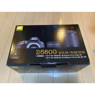 Nikon - Nikon D5600 ダブルズームキット 新品未使用未開封