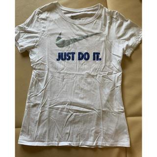 ナイキ(NIKE)のナイキ Tシャツ レディース カットソー(Tシャツ(半袖/袖なし))