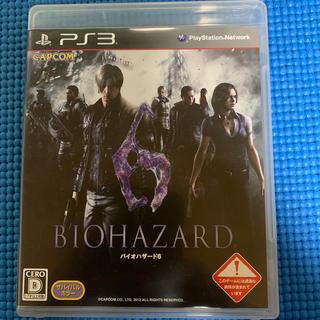 プレイステーション3(PlayStation3)のバイオハザード6 PS3(家庭用ゲームソフト)