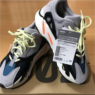 アディダス(adidas)のYEEZY BOOST 700 Wave Runner 25.5cm(スニーカー)