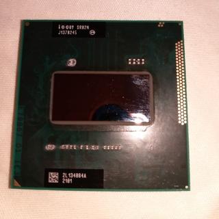 (ジャンクCPU) core i7-2670QM