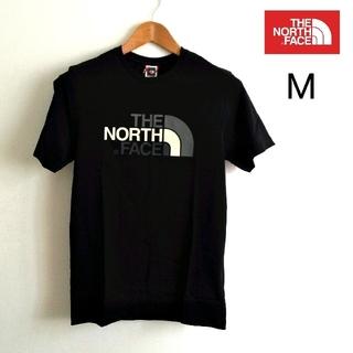 ザノースフェイス(THE NORTH FACE)の【海外限定】THENORTHFACE ビッグロゴ Tシャツ US/M ★新品(Tシャツ/カットソー(半袖/袖なし))