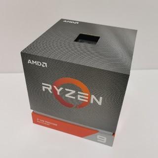RYZEN 9 3900X(PCパーツ)