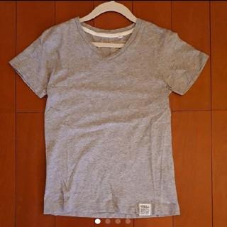 マウジー(moussy)のmoussy Vネック カットソー(Tシャツ/カットソー)